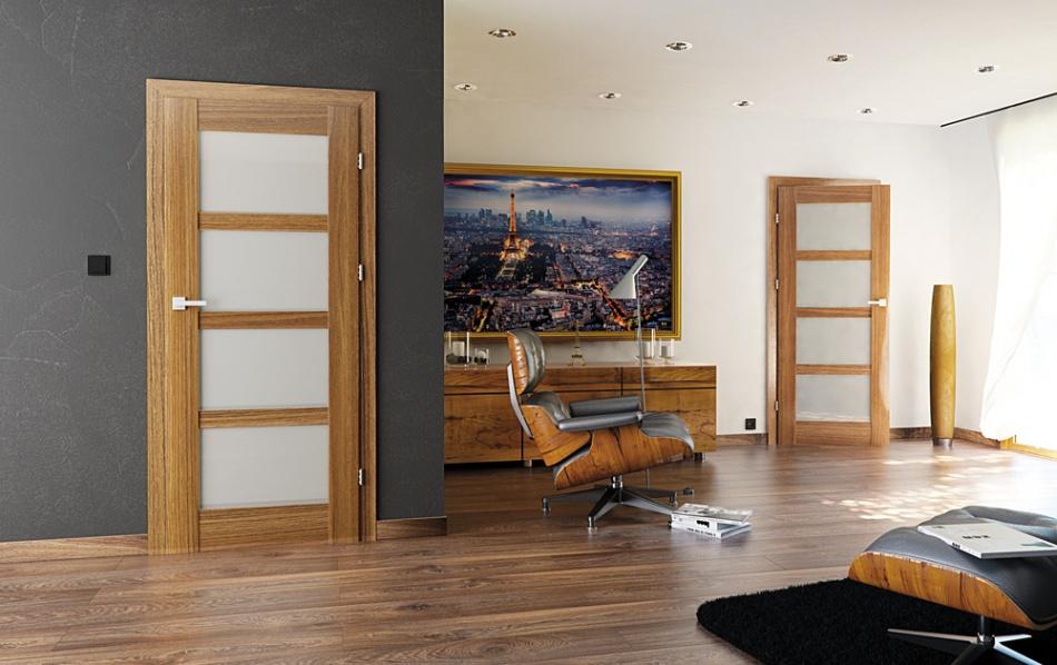 Кои са модерните интериорни врати